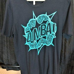 Zumba Fitness - POW Tee – Mr. Right Men's Med